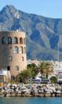 Das Reiseziel Marbella