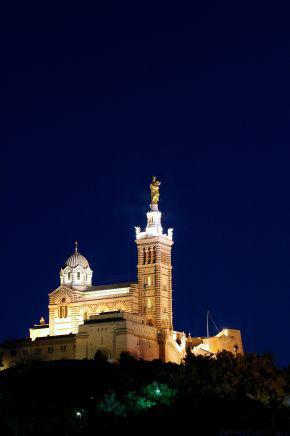 Marseille: Notre Dame de la Garde