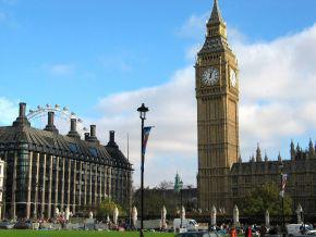 Blick auf Big Ben