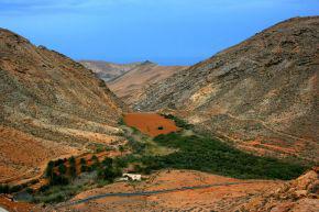 Landschaft von Fuerteventura